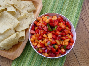Zippy, Zesty, Super-Saver Salsa