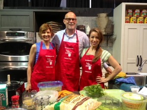 Cooking for Cancer Prevention – Jenny, Kim and Fred