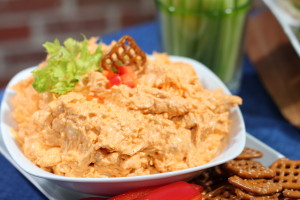Buffalo Chicken Cheese Dip