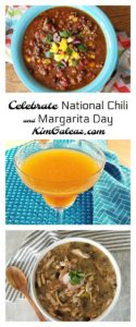 Celebrate with Chili and Margaritas