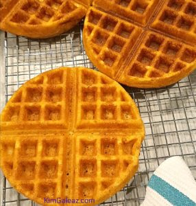 Cooking Fantastic Food at the Fest – Waffles and Moroccan Hummus