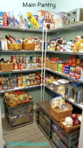 Nine Necessities in This Dietitian's Pantry