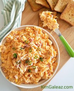 Rebound with Hot Reuben Dip