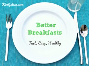 Six Better Breakfasts